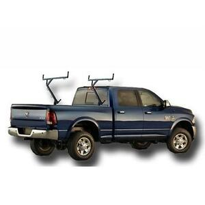 New Triple Ladder Pickup Truck Rack Steel 3 Side Mount