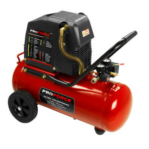Proforce Oil free 7 Gal Portable Air Compressor Power Tool Vpf1580719 New