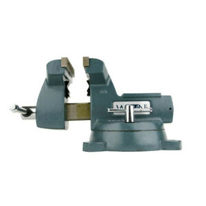 Wilton Wmh21500 746 And 740 Series Mechanics Vise With 6 In Jaw Width New