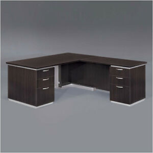 Flexsteel Contract Pimlico L shape Executive Desk