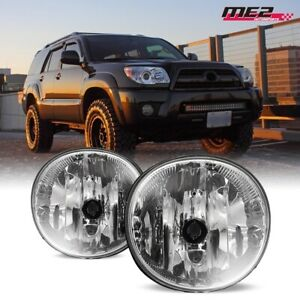 For 2004 2005 Toyota Rav4 Winjet Oe Factory Fit Fog Light Bumper Kit Clear Lens