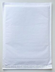 Hefty Self seal Bubble Mailers 1 7 25 X 11 White Paper Case Of 100