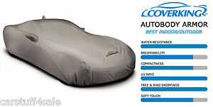Coverking Autobody Armor All Weather Car Cover Made For 2008 2014 Smart Fortwo