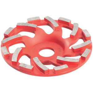 Metabo 628205000 5 In X 7 8 In Concrete Diamond Cup Wheel New