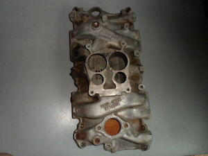 1978 Corvette Factory Aluminum 4 Barrel Carburetor Sbc Chevrolet Camaro 350 400