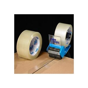 tape Logic Acrylic Tape 2 6 Mil 2 x55 Yds Clear 36 case