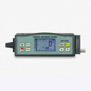 Srt 6200 Digital Surface Roughness Tester Meter Ra rz Srt6200