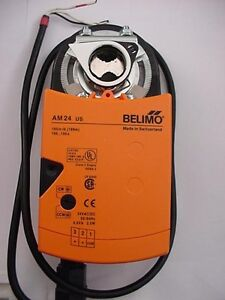 Belimo Am24 Us Actuator Ships On The Same Day Of The Purchase