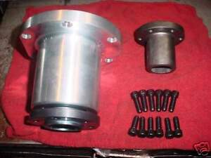 4 7 8 Long Blower Supercharger Drive Snout For Bbc Chevy 426 Chrysler Hemi Sbc
