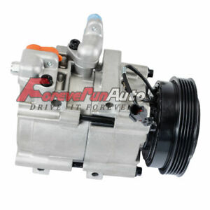 A C Compressor For Co 3057ac 38810 P2f A01 94 00 Honda Civic 97 01 Cr V 1 6l