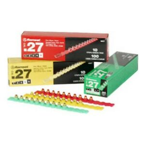 682 100pk 27 Red Strip Load