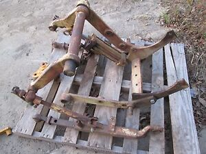 Three Point Hitch For International T340 Td340 Crawler