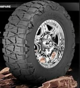 Nitto 200 520 Mud Grappler 40x15 50r22