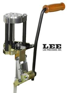 Lee Precision 4 Hole Turret Press with Auto Index # 90932 New $109.94