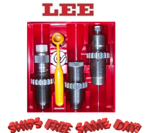 90575 LEE Precision Pacesetter 3 Die Set 300 AAC BLACKOUT # 90575 Brand New $112.64