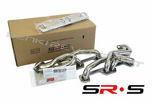 Sr s Stainless Manifold Headers exhaust Dodge Ram durango dakota V8 5 2l 5 9l