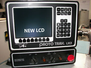 Brand New Lcd Monitor For 9 Inch Prototrak Lx2 Crt