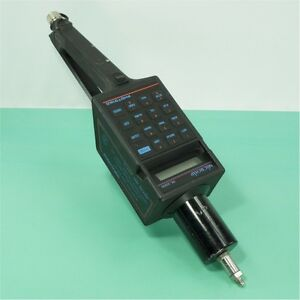 Photovac Hl 2000 Microtip Hand held Air Analyzer For Parts Or Repair