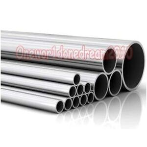 1x Titanium Grade 2 Gr 2 Tube Tubing Od 60mm X 58mm Id Wall 1mm Length 250mm