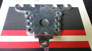Mallory Ignition Black Spark Plug Wire Divider Loom Separator Valve Cover 4 Wire
