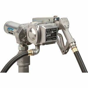 Gpi Fuel Transfer Pump And Meter Combo 12v Dc 15 Gpm M 150s mu fm 200 g6n