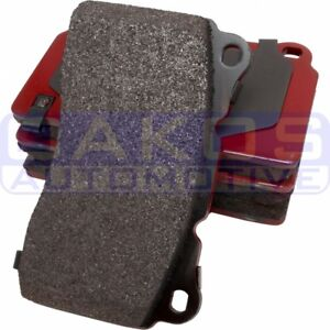 Carbotech 1521 Front Brake Pads For 03 15 Evo 8 9 X Part Ct1001a 1521