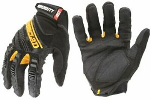 Ironclad Sdg203m Superduty Gloves Medium Black 1 Pair