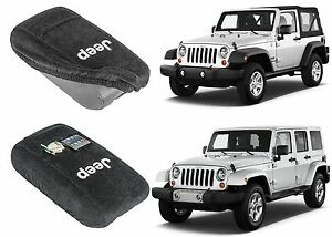 Seat Armour Center Console Cover For 2011 2016 Jeep Wrangler Jk New Free Ship