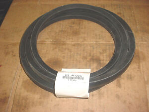 V belt C120 For Gravel Pit conveyor machine combine auger construction 7 8x 124