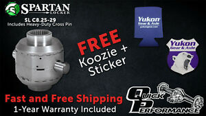 Chrysler 8 25 Spartan Locker 29 Spline Sl C8 25 29 W Koozie Posi Axle