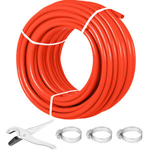 1 2 300ft Pex Tubing Pipe Pex Pipe Potable Water Radiant Heat Non barrier 1 Roll