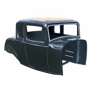 New 1932 Ford 5 Window Coupe Steel Body Exact Reproduction Hot Rod Street Custom