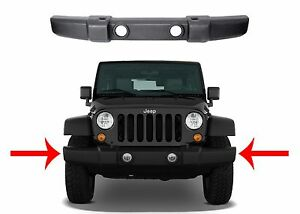 Replacement Front Bumper For 2007 2017 Jeep Wrangler Jk New Free Shipping Usa
