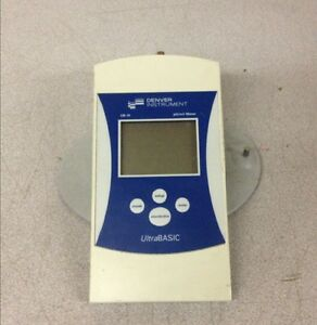 Denver Instrument Ultrabasic Benchtop Ph mv Meter Ub 10