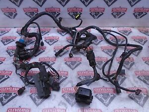 03 04 Mustang Cobra Svt Supercharged Manual Oem Wiring Wire Harness Engine 4 6l
