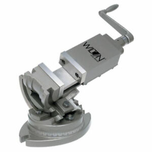 Wilton Wmh11700 3 axis Precision Tilting Vise 2in Jaw Width 1in Jaw Depth New