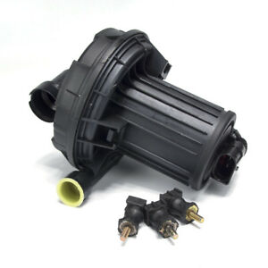 Smog Secondary Auxiliary Air Pump For Vw Beetle Golf Jetta Passat 1 8t 2 0 2 8