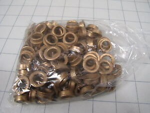 100pk Duro Dyne 7 16 Id Bronze Bushing Bkp9 2012 New