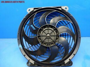 Universal Engine Radiator Electric Cooling Fan