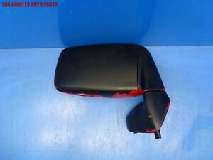 83 85 Porsche 944 Exterior Right Passenger Side Mirror Housing Frame W Base Oem