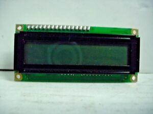 Data Image Cm160100 16 Character Backlit Lcd Display New Quantity