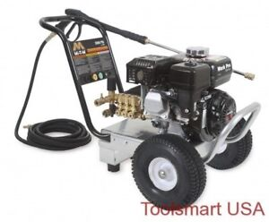 Mi t m Work Pro Series Pressure Washer 4200psi 3 4 Gpm 389cc Wp 4200 0mhb