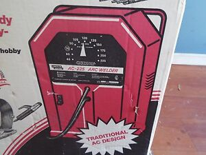 Lincoln Electric Ac 225 s Arc Stick Welder 2