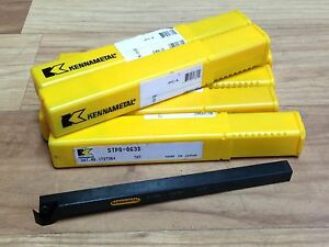 New Kennametal Stpr 063d Indexable Tool Holder 3 8