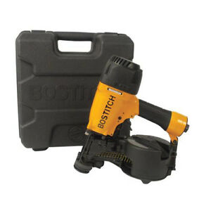 Bostitch N66bc1 2 1 2 In Tool free Dial a depth Adjustment Cap Nailer New