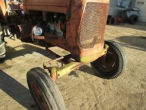 D 17 Allis Chalmers Wide Front Axle