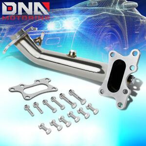 For 06 11 Civic Fg1 Fa1 1 8 R18a1 Stainless Performance Header Exhaust Manifold