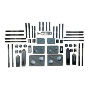 20422 52 Piece Deluxe Clamping Set Model 20422 Style Heavy Duty Number