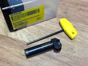 New Ph Horn 3 4 Indexable Tool Holder 333 0750 0401