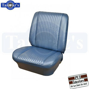 1964 Chevelle Malibu Front Seat Covers Upholstery Pui New